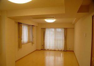 大田区大森西 複合建物3階住宅部 新築