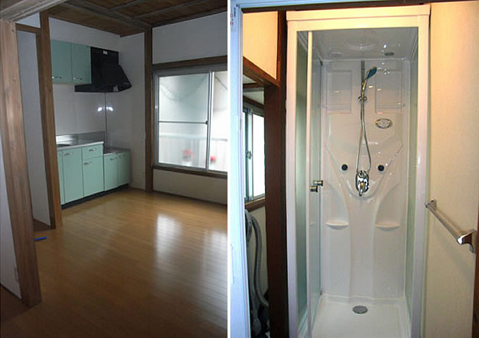 大田区大森西 木造2階建て住宅 リフォーム